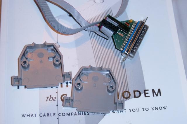E/JTAG Cable insides
