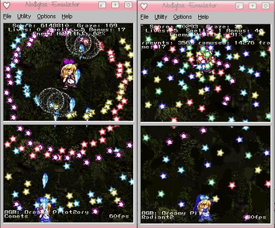 ♥ Touhou DS fan game ♥